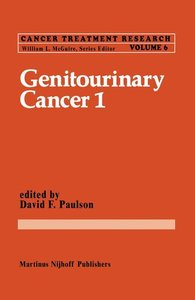 Genitourinary Cancer 1