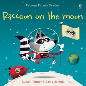 Phonics Readers: Raccoon on the Moon