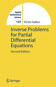 Inverse Problems for Partial Differential Equations
