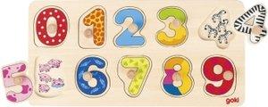 Hintergrundbildpuzzle Lerne zählen (Holzpuzzle)