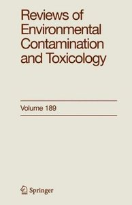 Reviews of Environmental Contamination and Toxicology 189