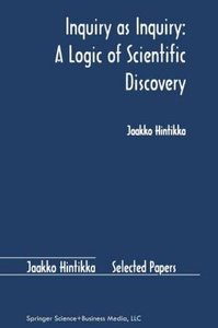 Inquiry as Inquiry: A Logic of Scientific Discovery