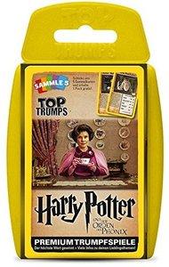 Top Trumps Harry Potter und der Ordern des Phönix