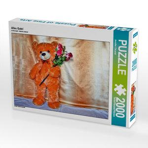 CALVENDO Puzzle Alles Gute! 2000 Teile Lege-Größe 90 x 67 cm Fot
