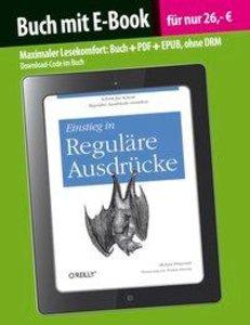 Einstieg in Reguläre Ausdrücke (Buch mit E-Book)