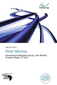 PETER MARVEY