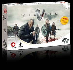 Vikings The World Will be Ours (Puzzle)