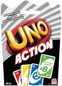 Mattel UNO Action Kartenspiel