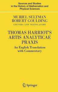 Thomas Harriot's Artis Analyticae Praxis