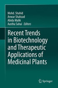 Recent Trends in Biotechnology and Therapeutic Applications of M