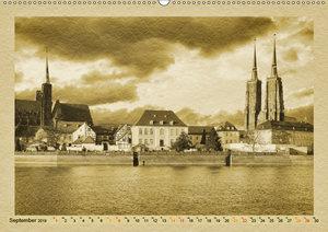Breslau - Ein Kalender im Zeitungsstil (Wandkalender 2019 DIN A2