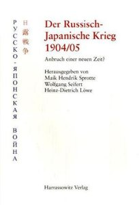 Der Russisch-Japanische Krieg 1904/05