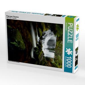 Platz zum Träumen 1000 Teile Puzzle hoch