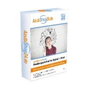 AzubiShop24.de Kombi-Paket Lernkarten Mediengestalter/-in Digita