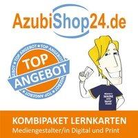 AzubiShop24.de Kombi-Paket Lernkarten Mediengestalter/-in Digita - zum Schließen ins Bild klicken
