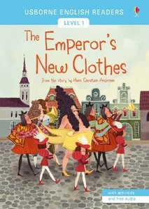 Usborne English Readers Level 1: The Emperor\'s New Clothes