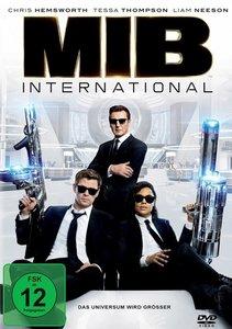 Men in Black: International, 1 DVD