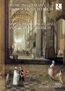 Musik in Deutschland von Schütz bis Bach
