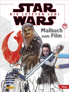 VE 5 Star Wars: Episode VIII Malbuch