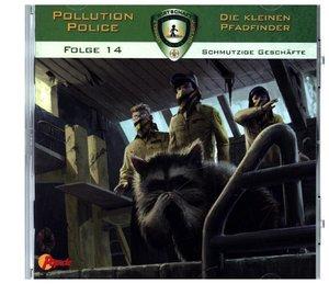 Pollution Police - Die kleinen Pfadfinder: Schmutzige Geschäfte