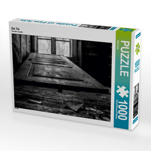 Die Tür 1000 Teile Puzzle quer