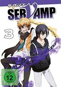 Servamp - DVD 3