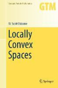 Locally Convex Spaces