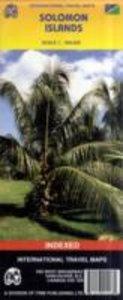Solomon Islands 1 : 900 000
