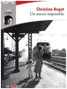 Un amour impossible, MP3-CD