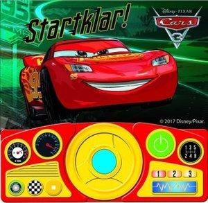 Cars 3 - Startklar! - Lenkradbuch - Fahr-Spaß