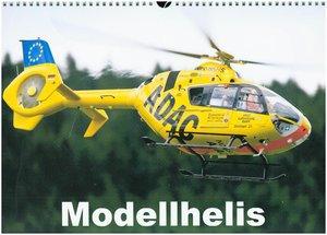 Modellhelis (Wandkalender 2019 DIN A3 quer)