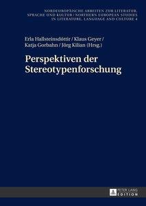 Perspektiven der Stereotypenforschung