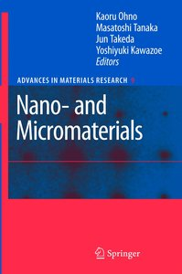 Nano- and Micromaterials