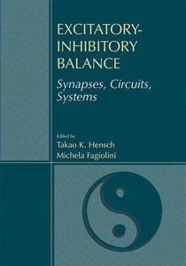 Excitatory-Inhibitory Balance