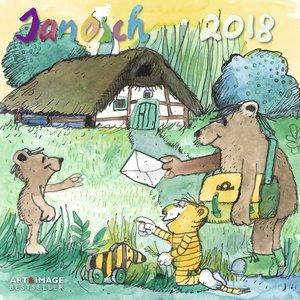 Janosch 2018. Broschürenkalender