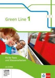 Green Line 1. Fit für Tests und Klassenarbeiten mit Lösungsheft