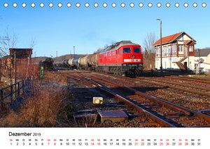 Eisenbahnen in Ostsachsen 2019