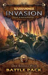 Asmodee FFGD2103 - Warhammer Invasion: Der Eiserne Fels, Battle