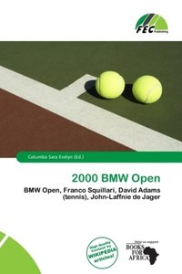2000 BMW OPEN