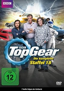 Top Gear: Die komplette Staffel 18