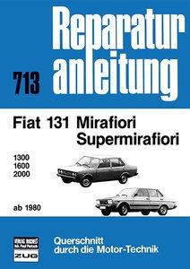 Fiat Mirafiori / Supermirafiori ab 1980