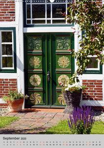 Stilvolle Eingangstüren