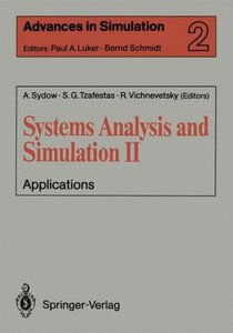 Systems Analysis and Simulation II