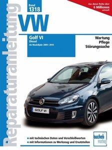 VW Golf VI - Diesel 2009/10