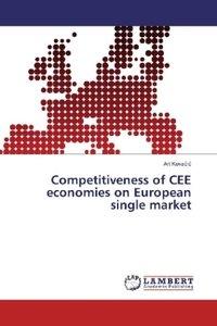 Competitiveness of CEE economies on European single market