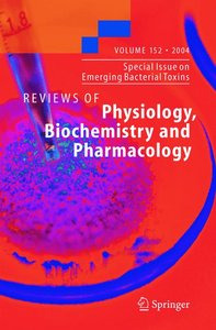 Special Issue on Emerging Bacterial Toxins
