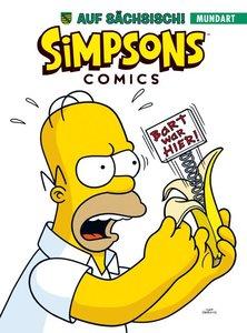 Simpsons Mundart