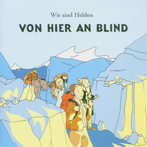 Von Hier An Blind ( Coloured Vinyl )
