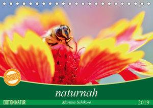 naturnah (Tischkalender 2019 DIN A5 quer)