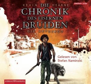 K. Hearne: Die Chronik Des Eisernen Druiden (Bd.1)